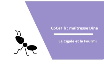 Semaine de la Francophonie en CP CE1B